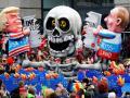 Ядерная смерть: немцы высмеяли Трампа и Путина