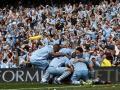 «Манчестер Сити» выиграл чемпионат Англии