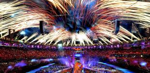 Церемония закрытия Олимпиады-2012