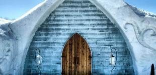 Ice Hotel в Лапландии