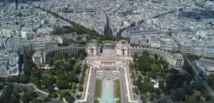 Путешествия. Париж