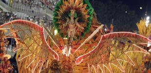 Бразильский карнавал - 2013