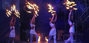 Киевский Фестиваль Огня 2013