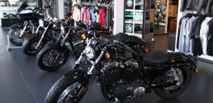Демо-трак Harley-Davidson