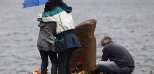 Траур в Норвегии