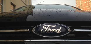 Ford Kuga: кошка в городе
