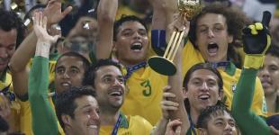 Бразилия в четвертый раз завоевала Кубок Конфедераций