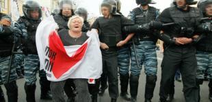 Сторонники Тимошенко вступили в столкновения с милицией