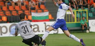 «Динамо» - «Литекс» - 2:1