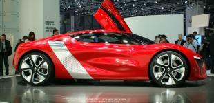 Geneva Motor Show. День первый