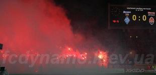 Украинское футбольное «эль классико»