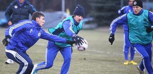 «Динамо» готовится к матчу 1/8 финала Лиги Европы УЕФА