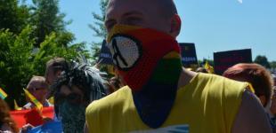 ЛГБТ-марш в Киеве. Без крови не обошлось.