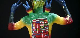 Всемирный бодиарт фестиваль Bodypainting 2015