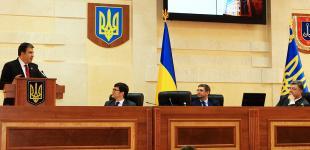 Совещание антикоррупционного комитета в Одессе
