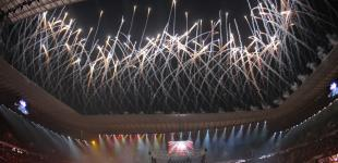 Открытие «Арена Львов»