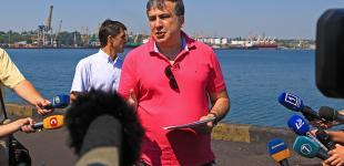 Под давлением Саакашвили отстранен директор Ильичевского порта