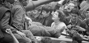 Вторжение в Чехословакию. 47 годовщина.