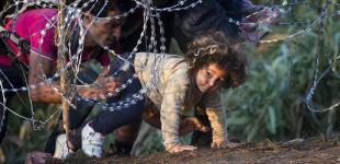 БЕДА: десятки тысяч человек бегут от войны
