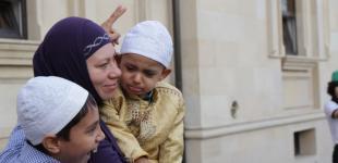 У Києві мусульмани святкують Курбан-байрам