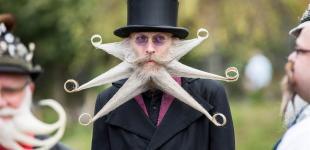 Борода и усы. Всемирный чемпионат.