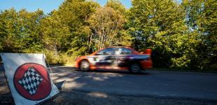 Горная гонка в окрестностях Львова