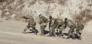 Навчання спецназа ЗСУ