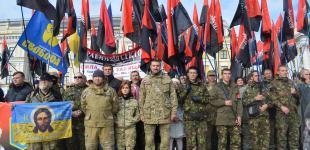 Марш героїв у Києві