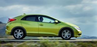 Новый Honda Civic-2012