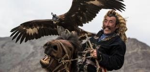 Золотой орел. Фестиваль в Монголии
