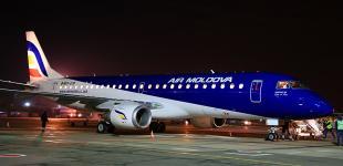 Авиакомпания «Air Moldova» в Одессе