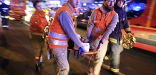 Кровавая ночь в Париже. В терактах погибло более 150 человек