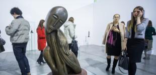 В Киеве проходит выставка «Шедевры мировой пластики».