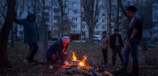 Российский блогер Илья Варламов побывал в Крыму: как город Щелкино переживает энергоблокаду