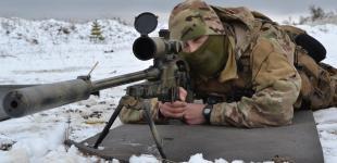 Тренуваня з вогневої і тактичної підготовки хмельницького спецназу