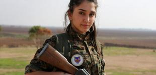 «Женские защитные силы земли между двух рек» присоединились к борьбе с ИГИЛ