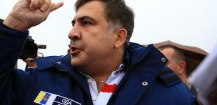 Михаил Саакашвили – политик года в Украине