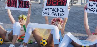 «УЕФА атакует наши ворота»
