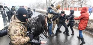 Спецоперация СБУ во вьетнамском квартале Одессы
