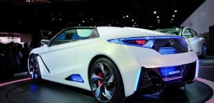Новый концепт спортивного электрокара от Honda
