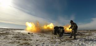 Реактивна і ствольна артилерія українських ВМС вражала морські цілі