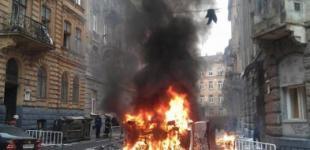 НІЧ ГНІВУ у Львові: як це було два роки тому