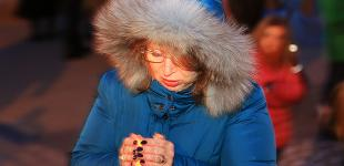 Одесса почтила память Небесной сотни