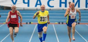 Зимний чемпионат Украины по легкой атлетике среди ветеранов