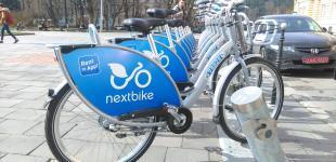 Перший в Україні муніципальний прокат велосипедів