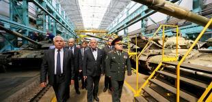 Міністри оборони України та Литви у Харкові