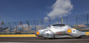 Shell Eco-marathon Europe-2010