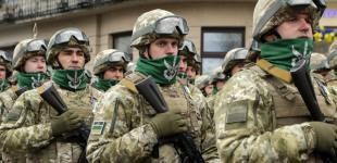 Марш захисників України у Львові