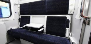 Новые вагоны КВСЗ с трансформирующейся мебелью