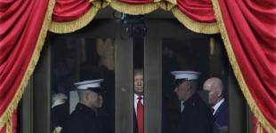 Инаугурация президента Дональда Трампа. Избранное.